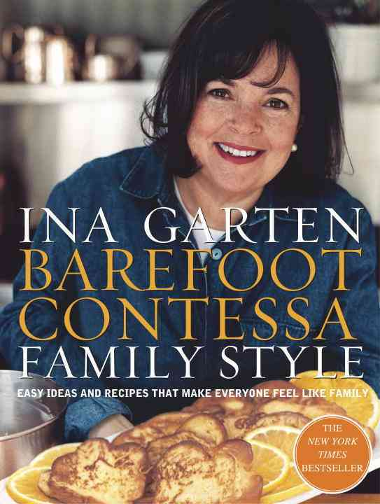 Barefoot Contessa Family Style By Garten, Ina